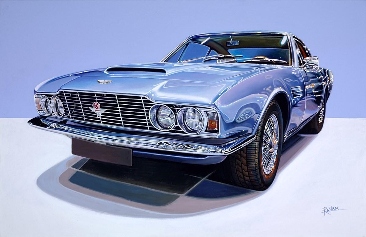 1969 Aston Martin Vantage DBS
